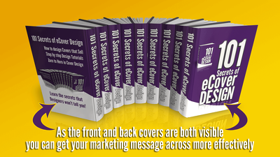 Design an exclusive and awesome E-book or Kindle cover