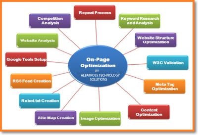 Perform professional On-Page SEO optimization