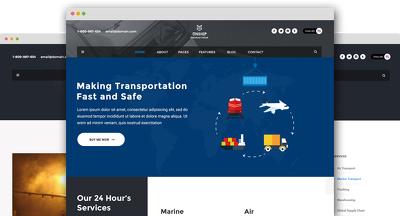 Convert PSD to responsive HTML5 and CSS3 using Bootstrap