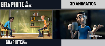 Create a 3D character (per second price)