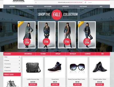 build Responsive E-Commerce Website
