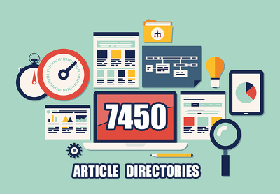 spin and submit your article to 7450 Directories, Get 500+ quality Backlinks