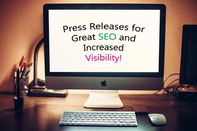 Create a professional press release
