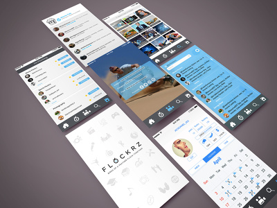 Design Professional UI/UX design for Android/iOS Mobile App