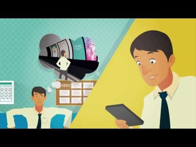 Produce a professional 60-second animated explainer video