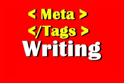 Write SEO Meta Tags for Website