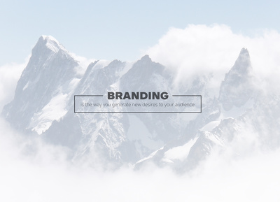 Consult and brand you new business