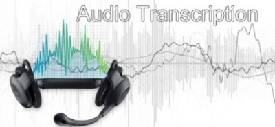 Transcribe 60 minutes of audio / video