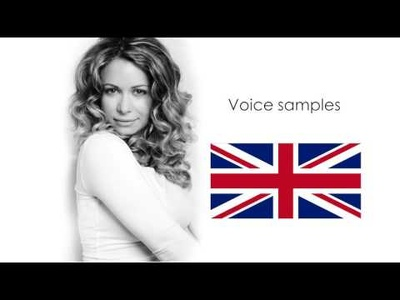 Record you a well spoken english voice over