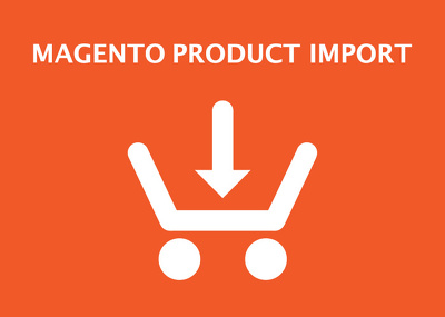 Import 100 products on magento