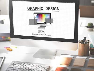 Be your graphic designer for 1 day (8 hours)