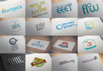 Design a Unique and professional logo with unlimited revisions