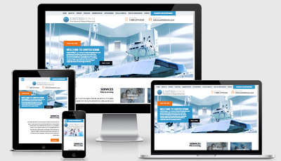 I Will Create Modern Responsive Website
