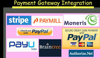 Integrate any payment gateway to your wordpress/woocommerce
