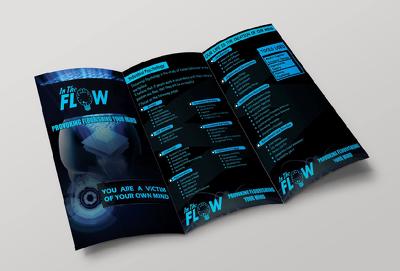 Design a professional Looking, Brochure design, ticket design, banner,cover design
