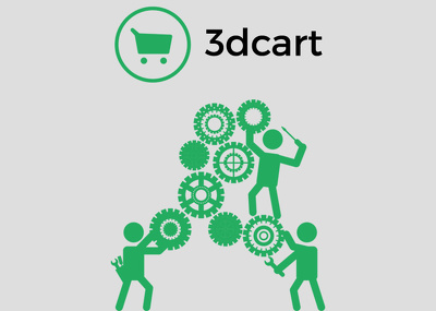 Fix any issue in 3DCart store