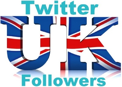 Add 1000+  UK / USA  Twitter Followers to Improve Your Social Media & Increase SEO