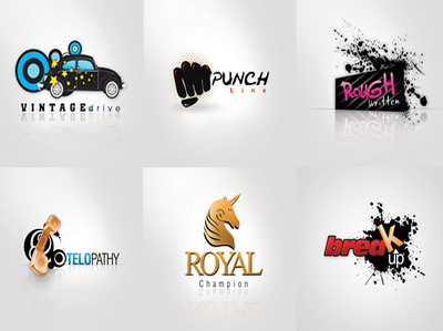 Design Outstanding Logo + Unlimited Concepts + Unlimited Revisions in Few Hours