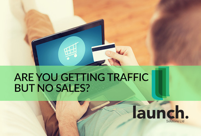 Find out why your traffic is not converting to sales