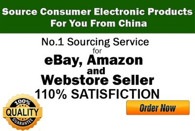 Source Consumer Electronic Products For You From China
