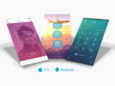 Design your IOS/Android app