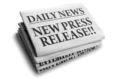 Write a  one-page press release suitable for circulation to the media