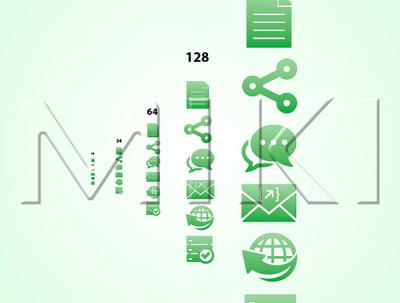 Design 25 delightful icons