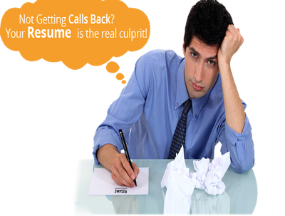 Create and design a professional Resume that WILL help you look your best!