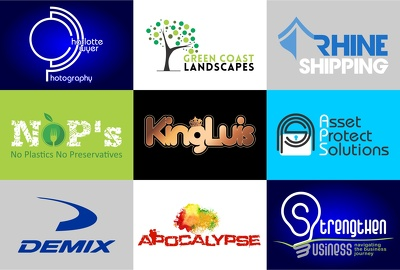 Design your world-class logo