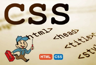 Solve css and html errors and even can responsive issue