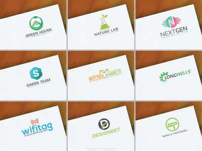 Professional Logo design + Unlimited Concepts & Revisions + Source Files