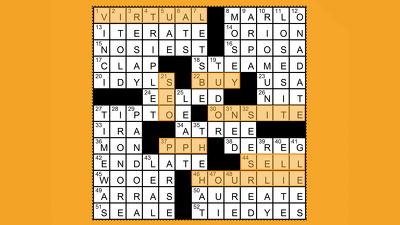 Create a custom crossword puzzle grid