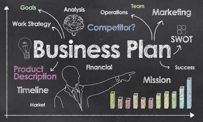 Provide a spreadsheet of business plan numbers suitable for a start-up