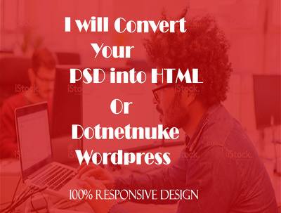 Convert home page psd into Dotnetnuke Responsive skin