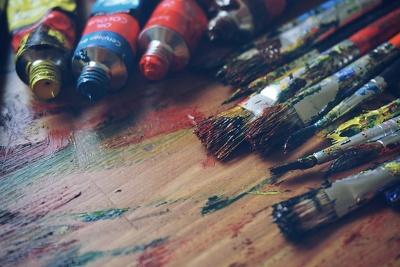 Write your artist's statement.