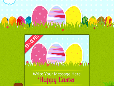 Craetive Special Easter graphics