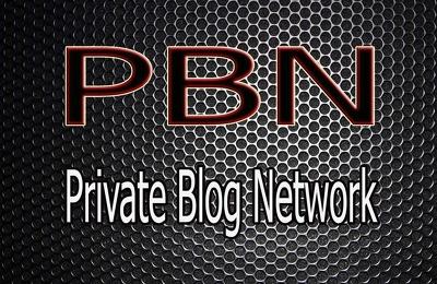 Create 5 TF 30+ ◄STRONG PBN Contextual Permanent Backlinks