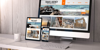 Website design / Mobile Friendly / SEO+ Ecommerce + Hosting