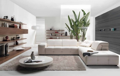Make interior design for your living room only