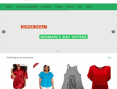 Make easy fully Automated hassle free Amazon affiliate store Website
