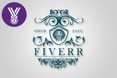 Design your amazing retro and vintage logo professionally