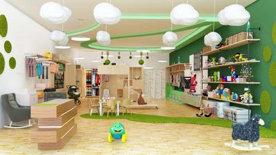 Design baby retail