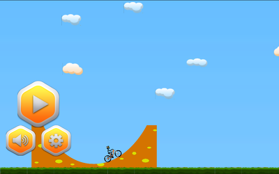 Provide you  Mountain Bike Android Game Read in Unity 5.4.4