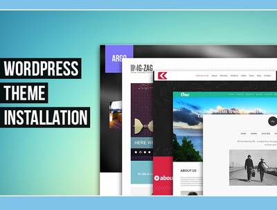 Installing Wordpress Theme Exactly Like the Demo (Incl. Demo Content, Logo, Plugins)