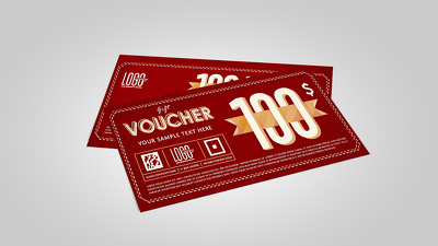 Design a trendy and stunning Gift Voucher/Gift card/discount card