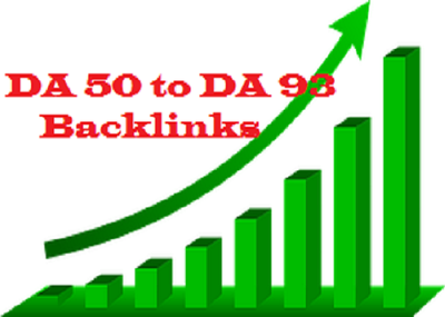 Give You 3 Dofollow PBN Links on DA50 to DA93 Authority Sites