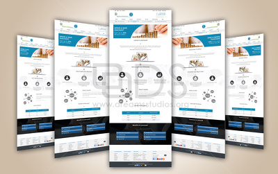 Design Best Quality 5-6 Pages Website for New Startup Business (HTML/Wordpress)