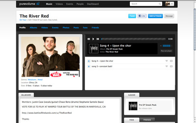 Publish A Guest-Post on PureVolume In 5 Days