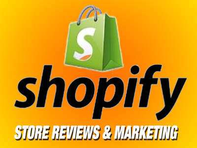 Review your Shopify Store fast in the Next Hour (NOW)