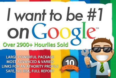 Power monthly SEO package - Top SEO link building Rankings